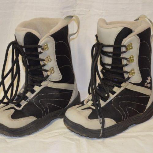 Prodám   Levné snowboardové boty dětské Shape Copromise   Boty na snowboard 28370813a6
