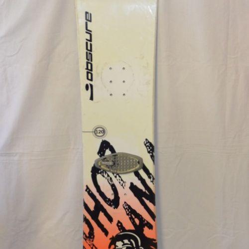 894b8e99d29 Prodám   Snowboard pro děti Obscure 120 cm   Snowboard