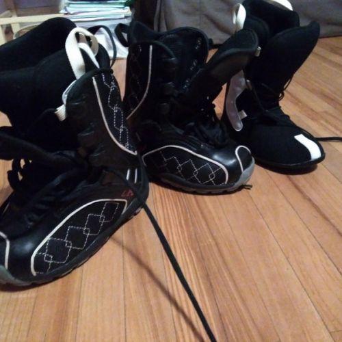 3ee5b228fcd Prodám   Dětské snowboardové boty vel 32 prodám   Boty na snowboard