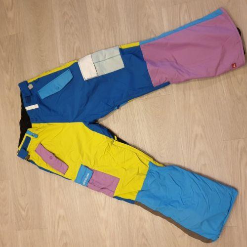 1d952c858ed Prodám   Kalhoty quiksilver multicolor utility colletion   Oblečení