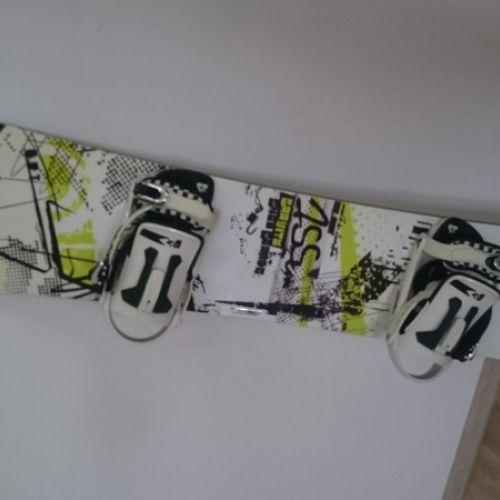 Prodám snowboard Gravity 155cm 1f50bd85dc