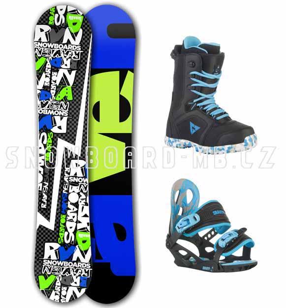 0032d45224 Dětský snowboard komplet