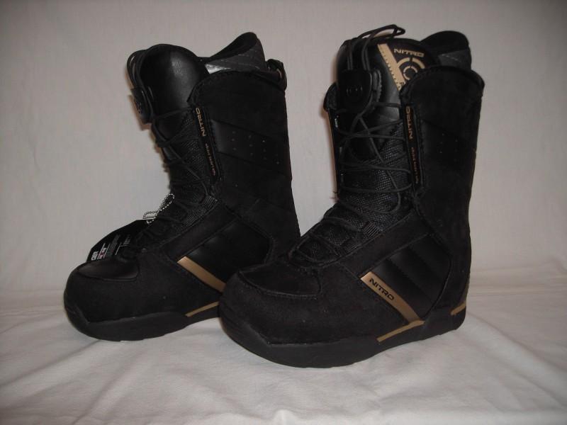 Nové snowboardové boty Nitro Avenger vel. 38  711c12c92a