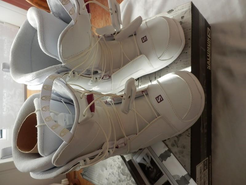 Salomon Scarlet snowboardové boty  03d29845b1