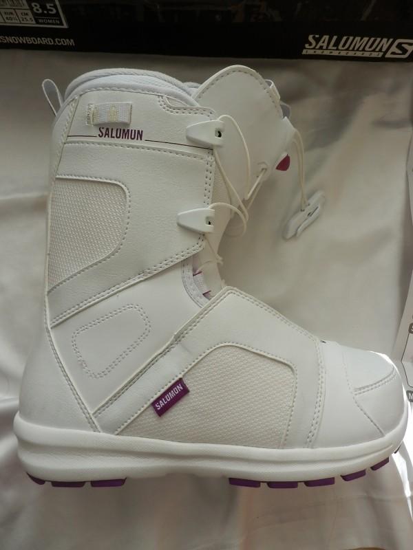 987f16f19b2 Salomon Scarlet snowboardové boty. nahled nahled nahled nahled nahled