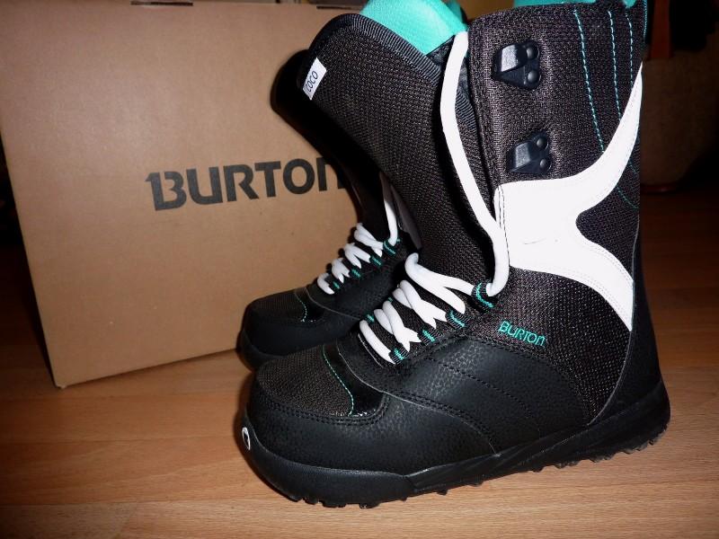BURTON COCO SNB 38 dámské boty 2013. nahled nahled d1f7af0956